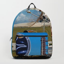 Apollo 17 - Prime Crew Portrait Backpack