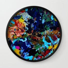 Kefka's Floating Continent Wall Clock