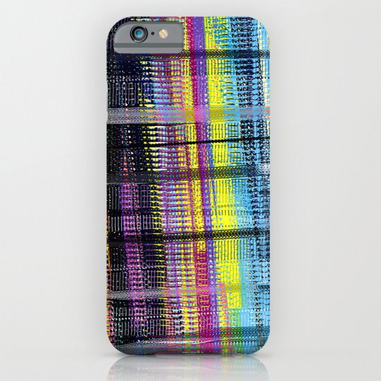 Mad Plaid iPhone & iPod Case