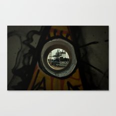 The Eye that Never Closes Canvas Print