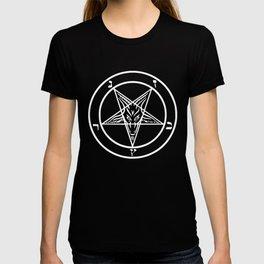 Ave Satanas (White) T-shirt