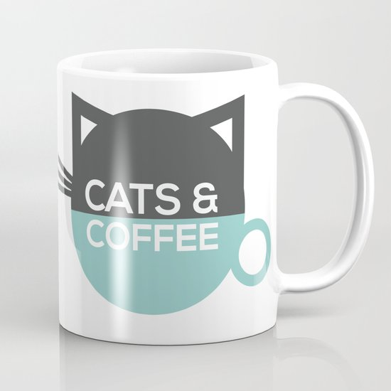 Cats and coffee by sydneykoffler