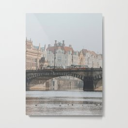 Prague, Czechia VII Metal Print