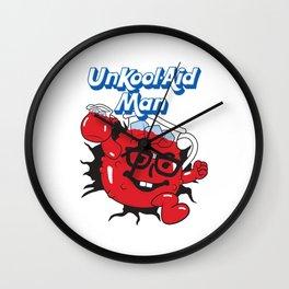 UnKool-Aid Man Wall Clock