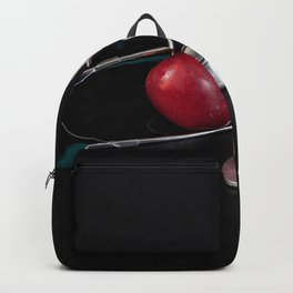 Healthy eating and lifestyle Backpack