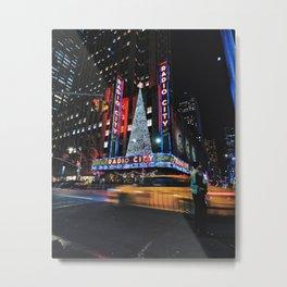 NYC / 07 Metal Print