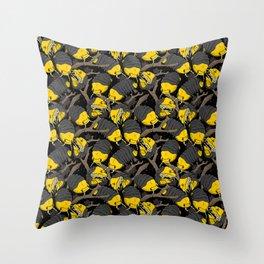 Rubber Ducky Isopod Throw Pillow