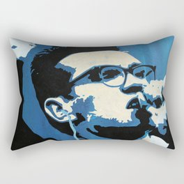 The Smiths - Big Mouth Strikes Again Rectangular Pillow