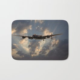 Lancaster- Into the Night Bath Mat