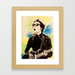 Dylan 2 Framed Art Print
