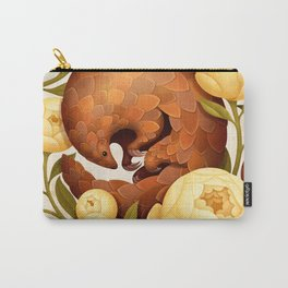 PROSPERITY IN BLOOM Carry-All Pouch