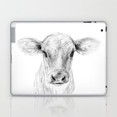 Moo ::  A Young Jersey Cow Laptop & iPad Skin