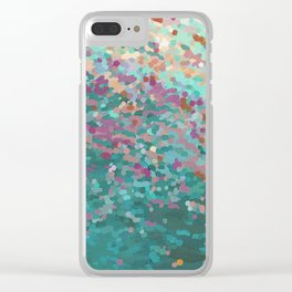 Ecstasy Clear iPhone Case