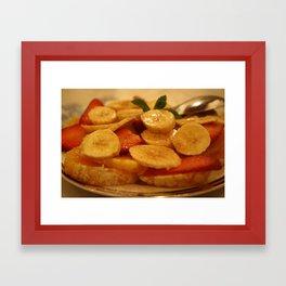 Fruits du Maroc Framed Art Print
