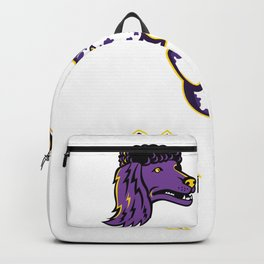 Dog Heads Mascot Collection Backpack