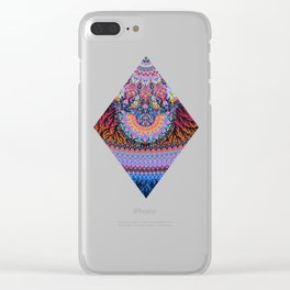 Roots Take Hold Clear iPhone Case