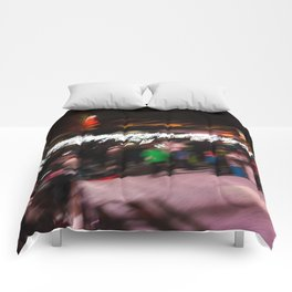 Torchlight descent Comforters