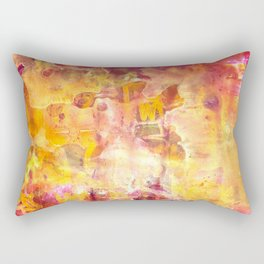 Hot Flash Rectangular Pillow
