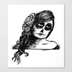 Sugarskull #14555 Canvas Print