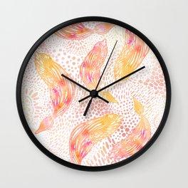 Kelp Dance Wall Clock