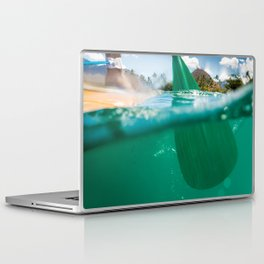Stand Up Paddling Laptop & iPad Skin