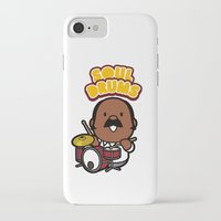 drums iPhone & iPod Cases featuring Soul Drums ! by bbq source