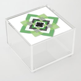 Aro Flower Acrylic Box