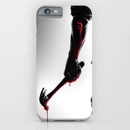 Knight iPhone Case
