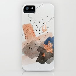 Divide #1 iPhone Case