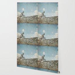 Mountain Biking Wallpaper