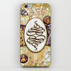 Amy (#TheAccessoriesSeries) iPhone & iPod Skin