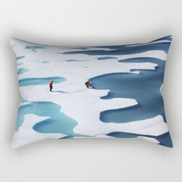 The ICESCAPE mission or Impacts of Climate on Ecosystems and Chemistry of the Arctic Pacific Environment near Alaska Rectangular Pillow