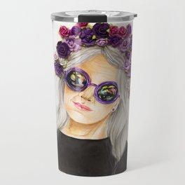 Marguerite Travel Mug