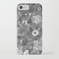 oana befort iPhone & iPod Cases featuring Kitty Undercover by Oana Befort