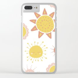 You are My Sunshine Clear iPhone Case