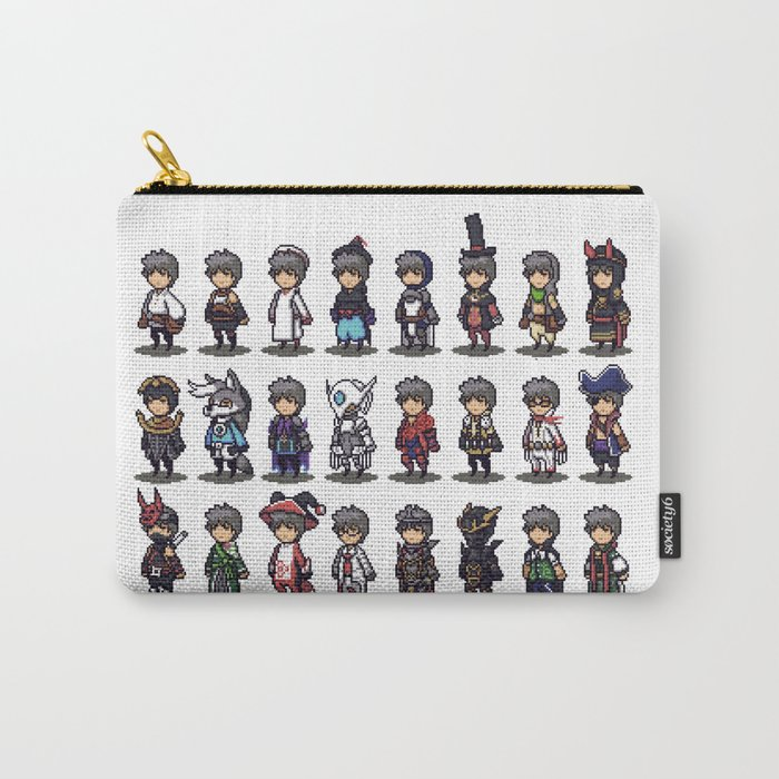 Bravely Default Carry-All Pouch