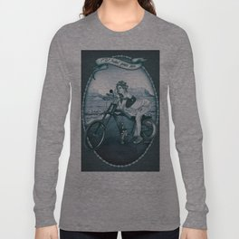 Pedal Your Life Long Sleeve T-shirt