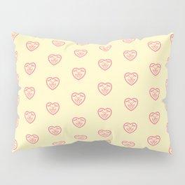 Puppy Love (Pink) Pillow Sham