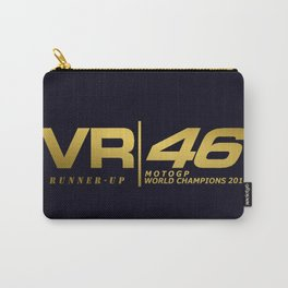 Rossi runner up MotoGp 2016 Carry-All Pouch