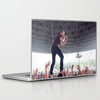 politics Laptop & iPad Skins featuring New Politics by Adam Pulicicchio Photography