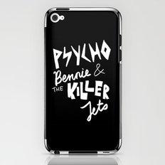 psycho bennie iPhone & iPod Skin
