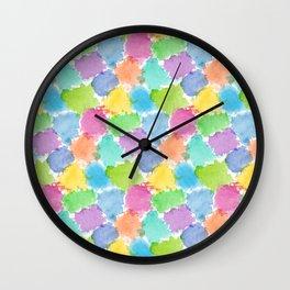 Happy Spots Wall Clock