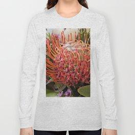 Pin wheel Protea Long Sleeve T-shirt