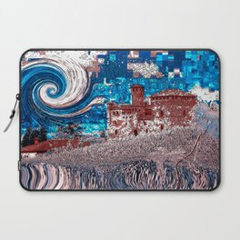 Castello Langhe -Art Digital Original- Laptop Sleeve