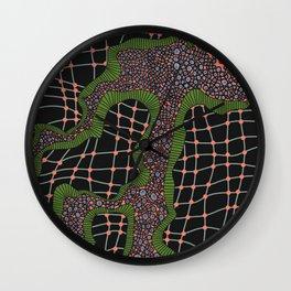 Cellular Network Wall Clock