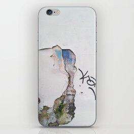 Blue Kavale iPhone Skin