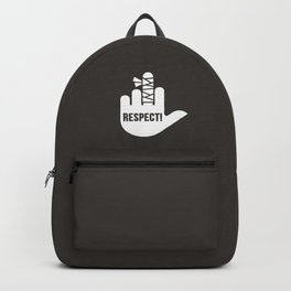 Respect Backpack