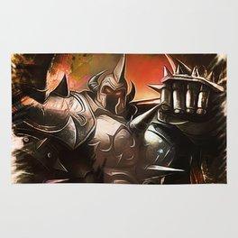 League of Legends MORDEKAISER Rug
