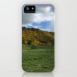 Gorse iPhone Case