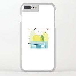 architecture - walter gropius Clear iPhone Case
